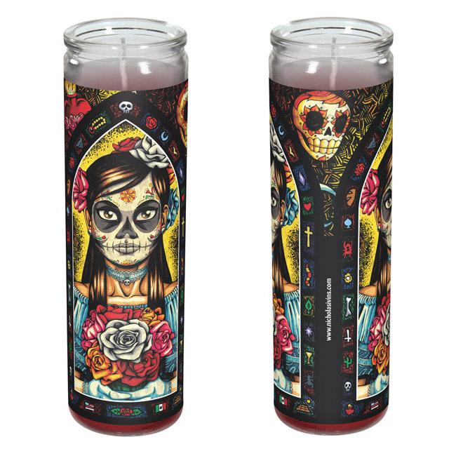 candle_muerta