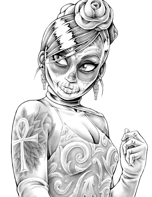 Free Día de Muertos Papel Picado Coloring   Pinterest