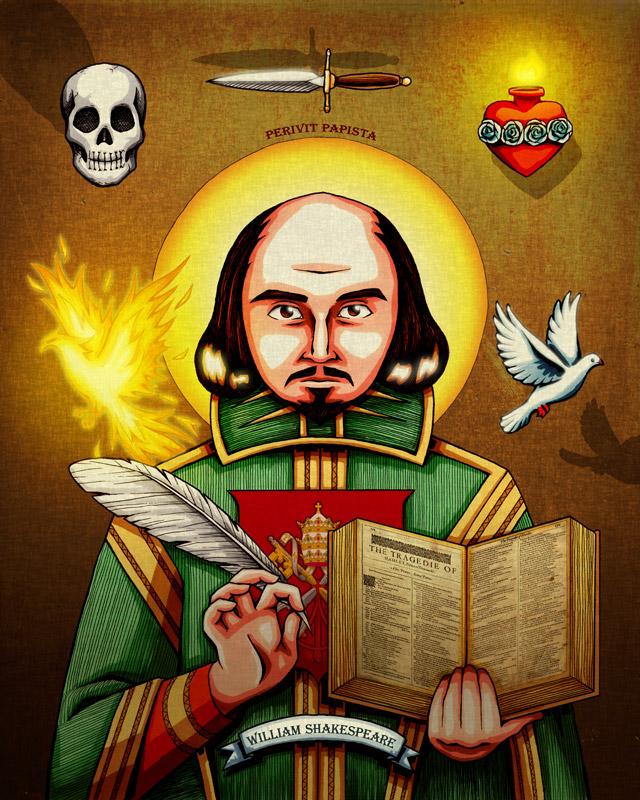 Saint Shakespeare