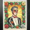 day of the dead groom art print
