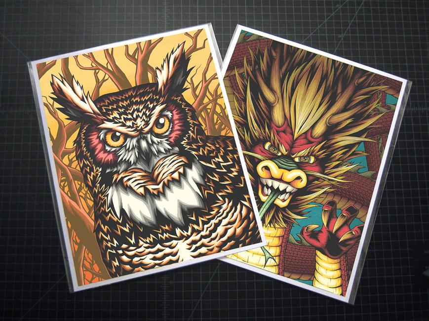 "11 x 14"" Print Pair"