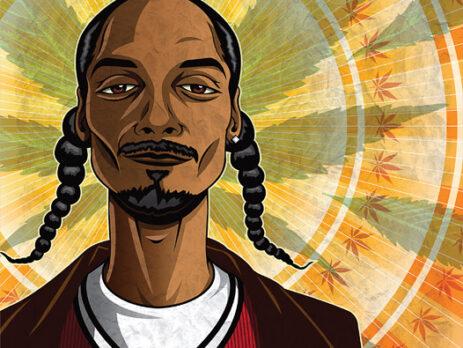 Snoop Dogg art
