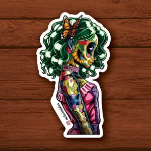 Annabelle Sticker