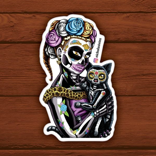Calala Sticker