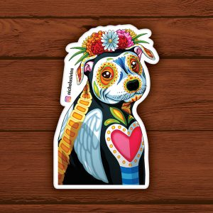 Paloma Sticker