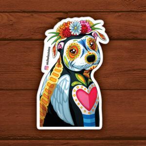Paloma Sticker